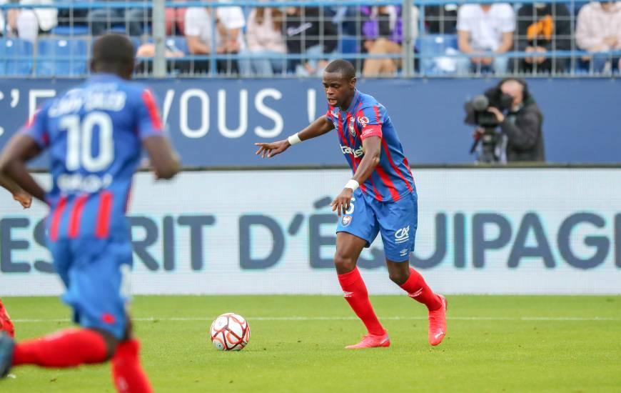 [6è journée de Ligue 2] Nîmes Olympique - SM Caen A61i9472