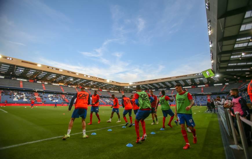 [10è journée de Ligue 2] Toulouse FC - SM Caen A63v1977