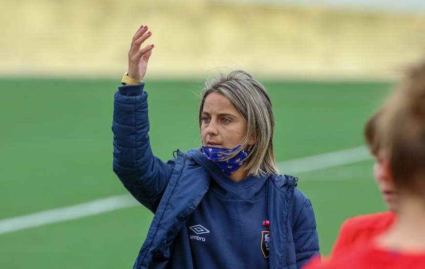 Anaïs Bounouar et les joueuses du Stade Malherbe Caen débutent leur saison en Régiona 1 dimanche après-midi
