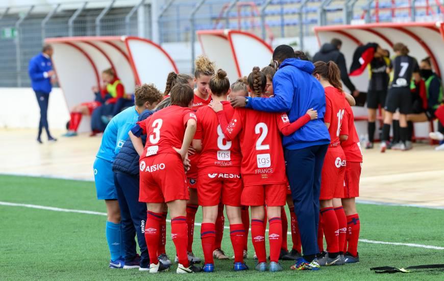 Les féminines du Stade Malherbe Caen tenteront d'accéder au 3e tour de la Coupe de France dimanche après-midi