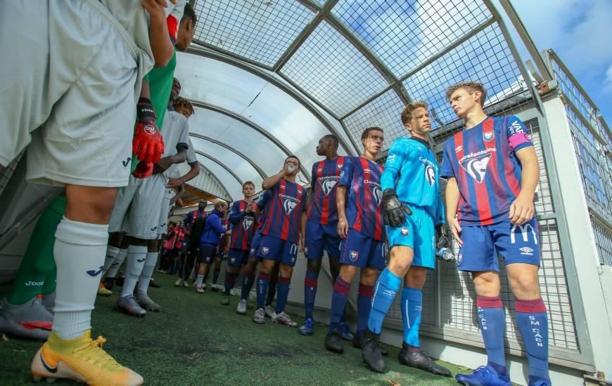 Plus de 40 joueurs et joueuses du Stade Malherbe Caen ont obtenu leur diplôme la semaine dernière