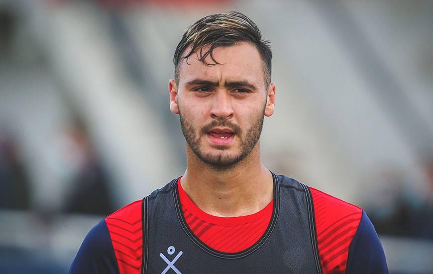 Après deux saisons au Stade Malherbe Caen, Azzeddine Toufiqui s'est engagé avec le FC Emmen aux Pays-Bas