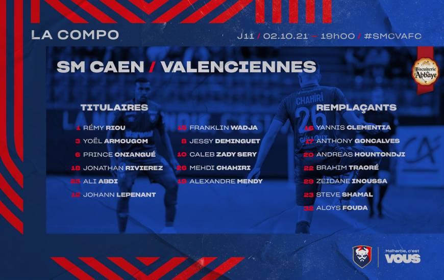 [11è journée de Ligue 2] SM Caen - Valenciennes FC Fatlqzwxeaiwhuy