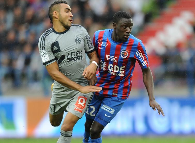 [27e journée de L1] O Marseille 2-3 SM Caen Dennis_appiah-dimitri_payet
