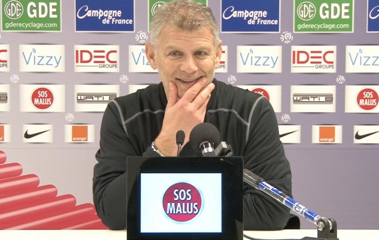 [30e journée de L1] SM Caen 0-0 FC Metz Garande_conf_caen-metz