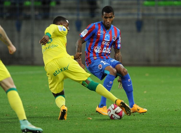 [31e journée de L1] FC Nantes 1-2 SM Caen Imorou_gakpa