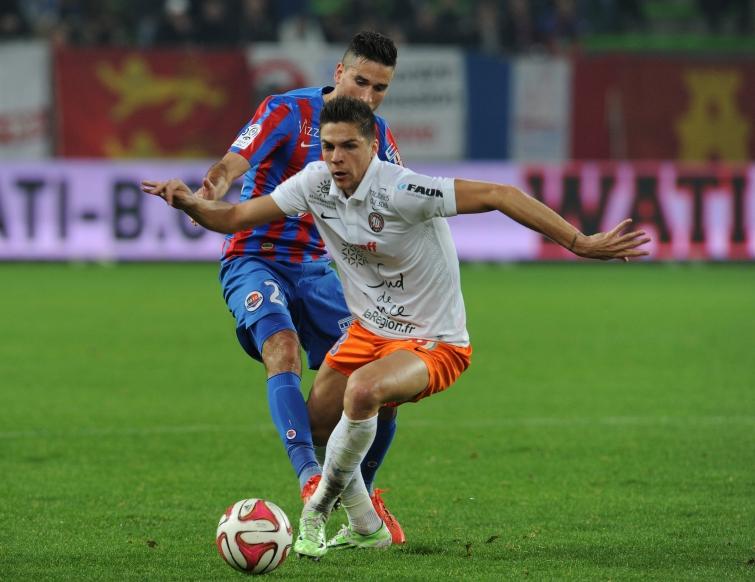 [33e journée de L1] Montpellier HSC 1-0 SM Caen Jonas_martin