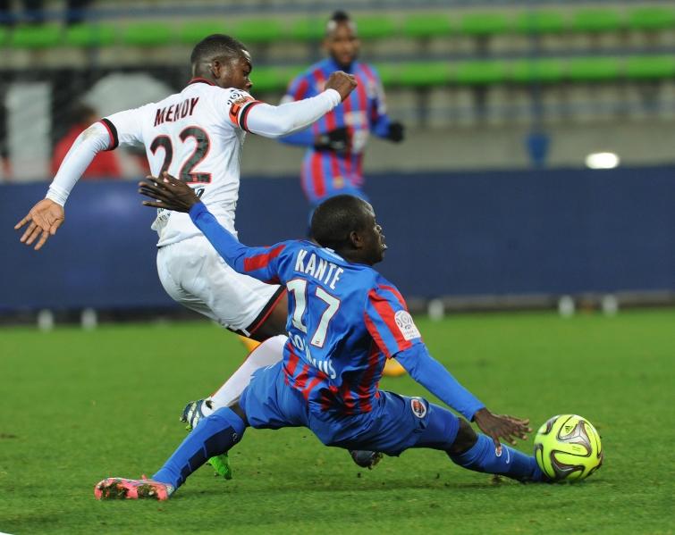 [35e journée de L1] OGC Nice 1-1 SM Caen Kante_mendy