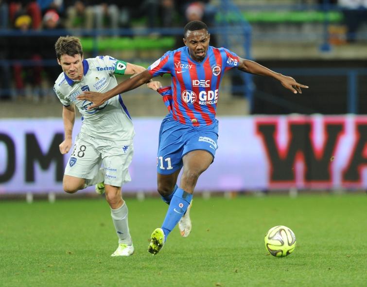 [37e journée de L1] SC Bastia 1-1 SM Caen Koita_cahuzac_1