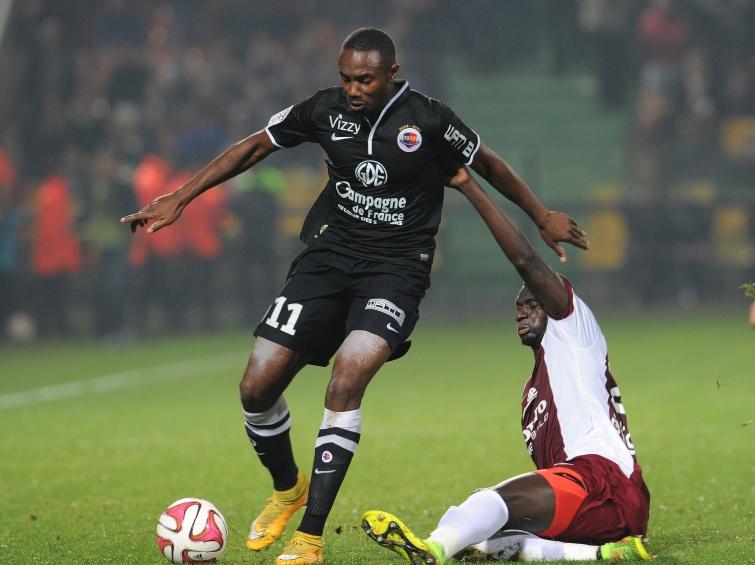 [30e journée de L1] SM Caen 0-0 FC Metz Koita_x