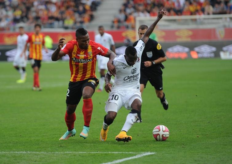 [26e journée de L1] SM Caen 4-1 RC Lens Nangis_landre