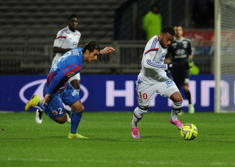 [36e journée de L1] SM Caen 3-0 O Lyon Seube_lacazette