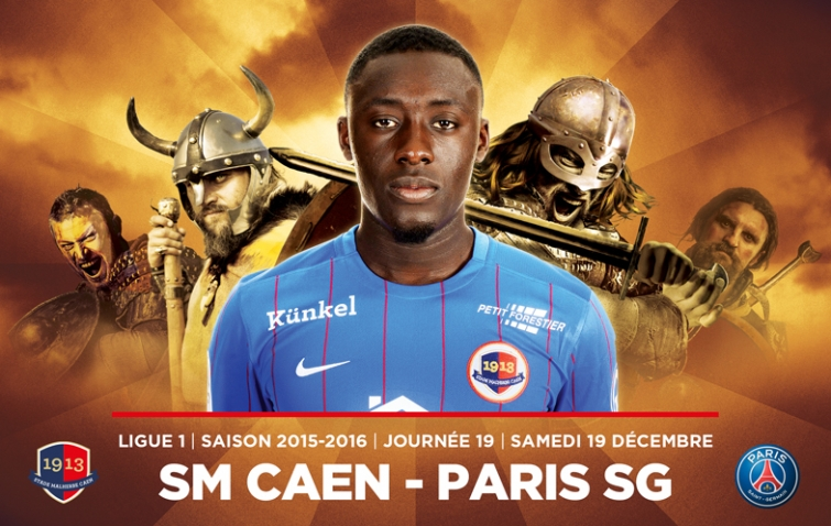 [19e journée de L1] SM Caen 0-3 Paris SG 785x497_19_smcpsg