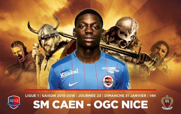[23e journée de L1] SM Caen 2-0 OGC Nice 785x497_23_smcogcn