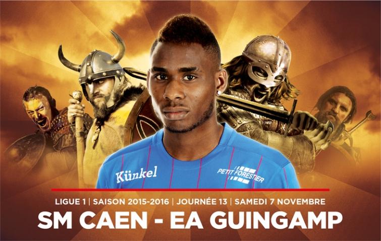 [13e journée de L1] SM Caen 2-1 EA Guingamp 785x497_j13_smceag