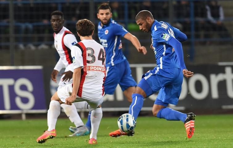 [23e journée de L1] SM Caen 2-0 OGC Nice Adeoti_puel