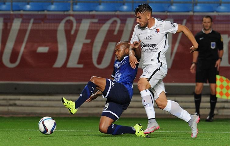 [31e journée de L1] SM Caen 2-1 ES Troyes AC Andy_delort_0