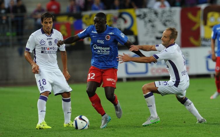 [32e journée de L1] Toulouse FC 2-0 SM Caen Appiah_didot_1