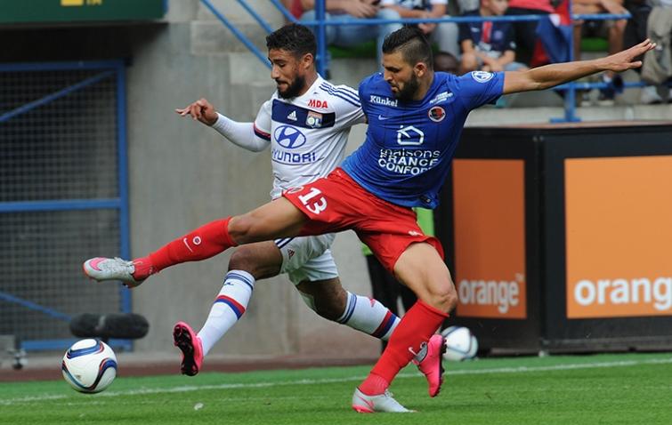 [26e journée de L1] O Lyon 4-1 SM Caen  Ben_youssef_lyon