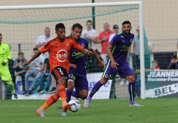[7e journée de L1] FC Lorient 2-0 SM Caen Da_silva_bouanga_0