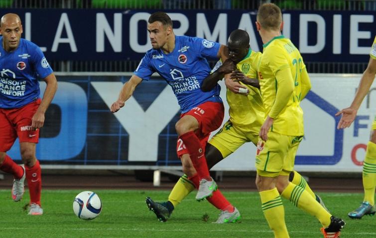 [37e journée de L1] FC Nantes 1-2 SM Caen Da_silva_sabaly