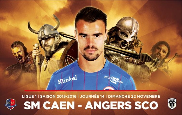 [14e journée de L1] SM Caen 0-0 Angers SCO Damien_da_silva_0