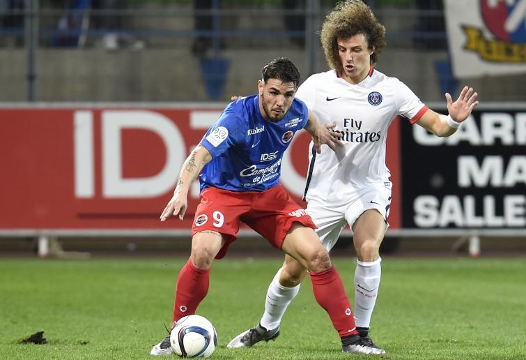 [34e journée de L1] Paris SG 6-0 SM Caen Delort_david_luiz_1_1