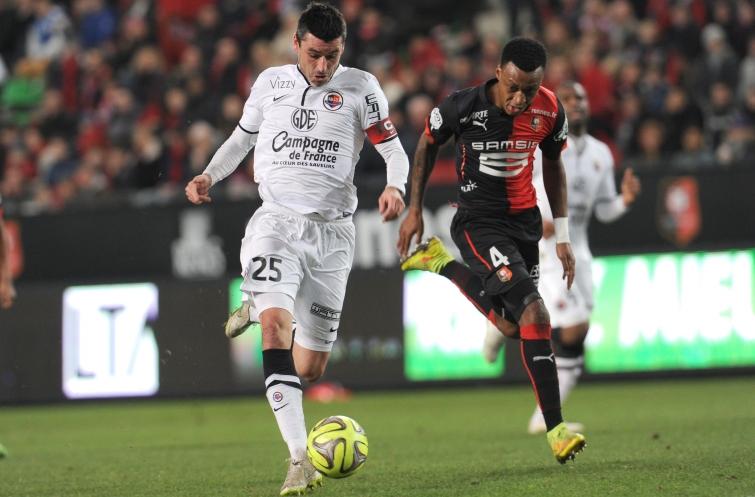 [18e journée de L1] Stade Rennais 1-1 SM Caen Feret_mexer