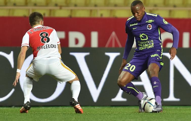 [29e journée de L1] SM Caen 2-2 AS Monaco Herve_bazile_1