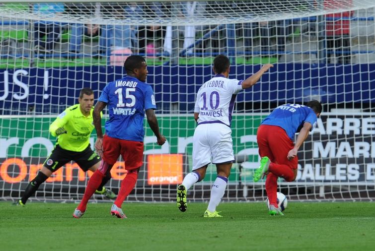 [5e journée de L1] ES Troyes AC 1-3 SM Caen  Imorou_ben_yedder