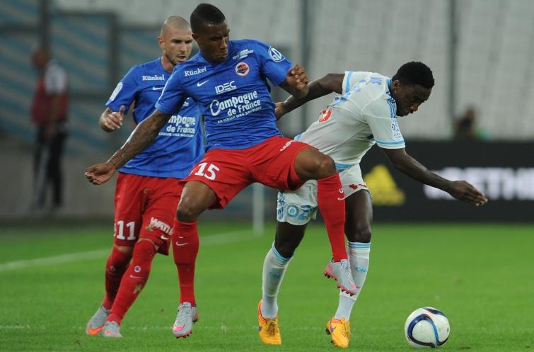 [21e journée de L1] SM Caen 1-3 O Marseille Imorou_djadjedje_1