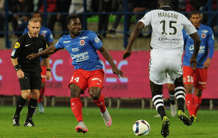 [30e journée de L1] GFC Ajaccio 1-0 SM Caen Jeff_louis