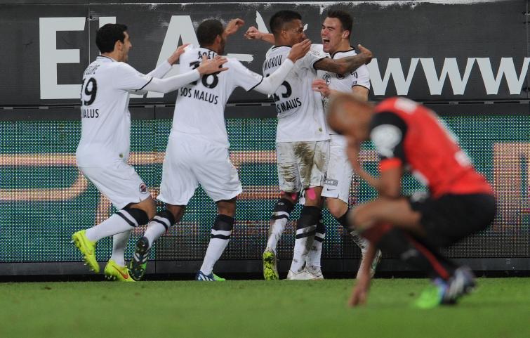 [18e journée de L1] Stade Rennais 1-1 SM Caen Joie_but_da_silva_2