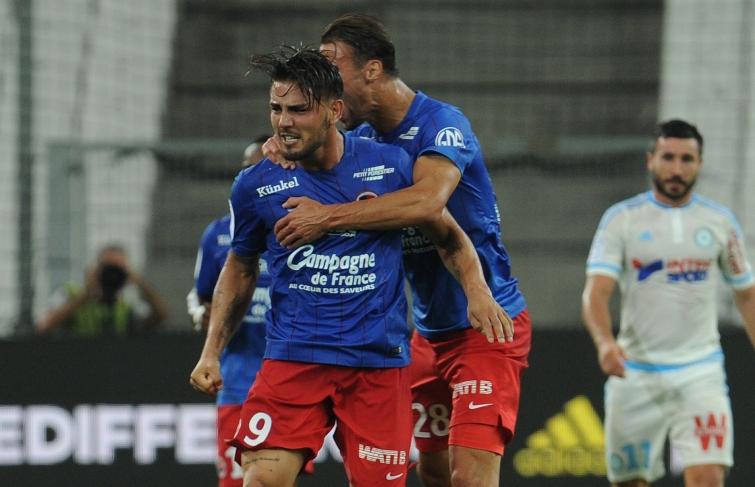 [21e journée de L1] SM Caen 1-3 O Marseille Joie_delort