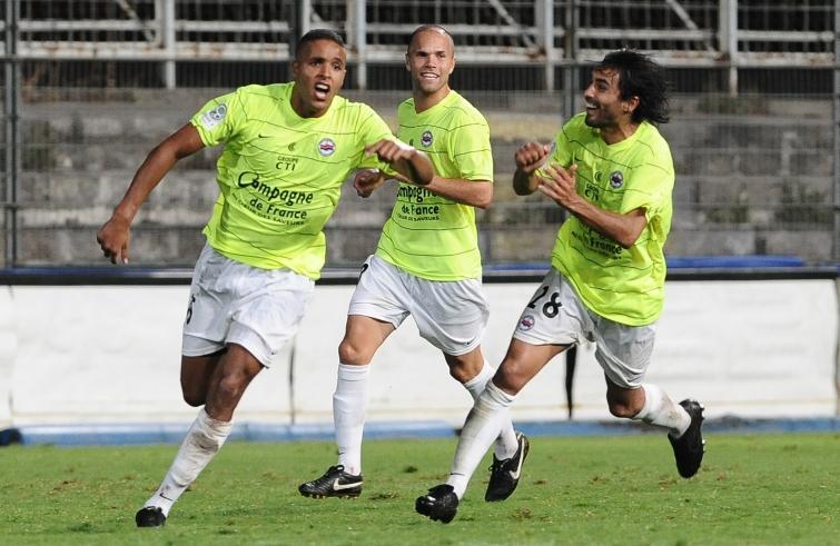 [12e journée de L1] SC Bastia 1-0 SM Caen  Joie_el_arabi