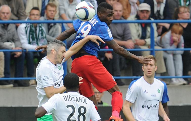 [28e journée de L1] AS Saint Etienne 1-2 SM Caen Jordan_leborgne