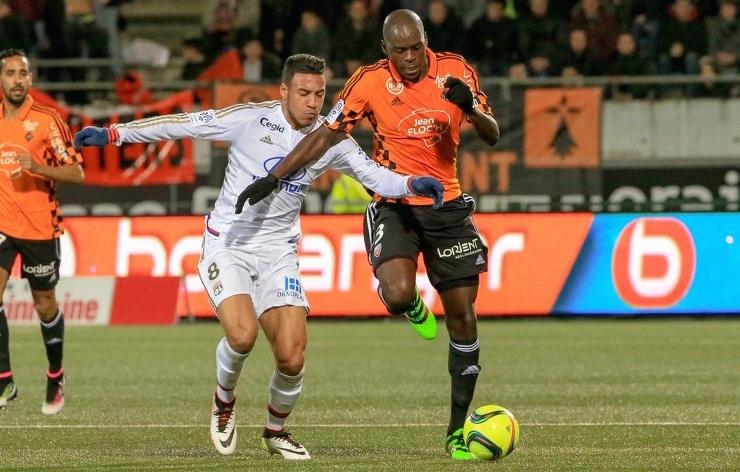 [33e journée de L1] SM Caen 1-2 FC Lorient Musavu-king_yrondu_792x528