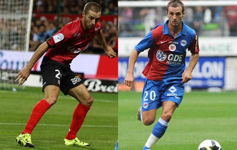 [13e journée de L1] SM Caen 2-1 EA Guingamp Reynald_lemaitre_montage