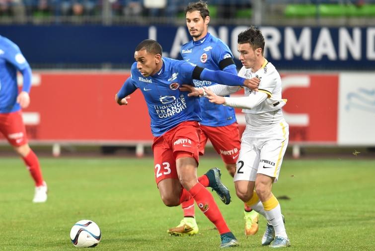 [24e journée de L1] Lille OSC 1-0 SM Caen  Rodelin_corchia_1