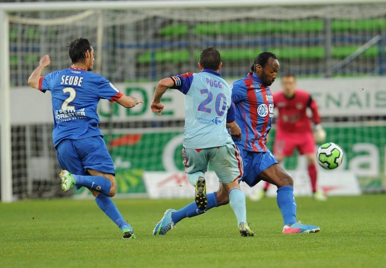 [8e journée de L1] SM Caen 2-0 GFC Ajaccio Sorbon_poggi