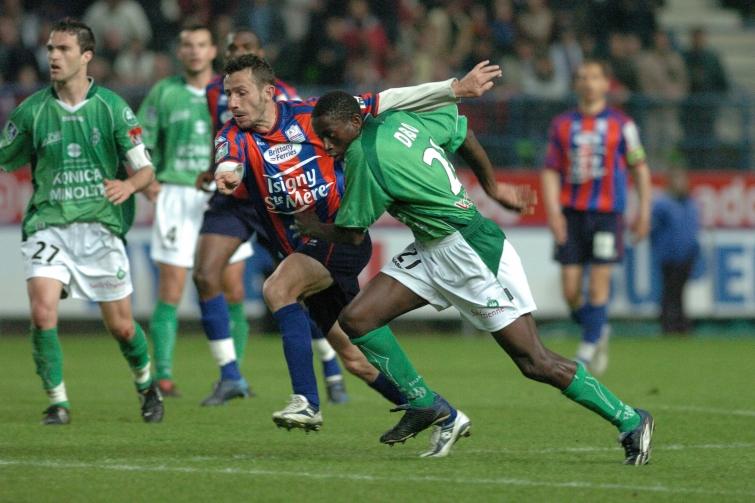 [9e journée de L1] SM Caen 1-0 AS Saint Etienne Watier_dabo