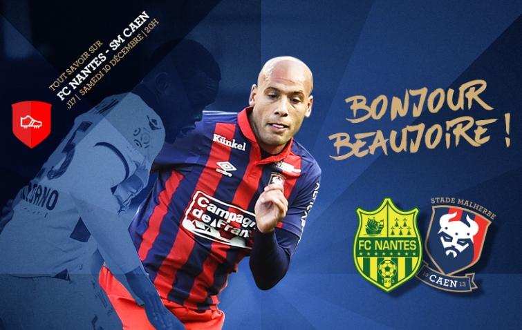 [17e journée de L1] FC Nantes 1-0 SM Caen  17_fcnsmc