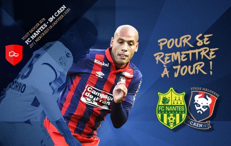 [17e journée de L1] FC Nantes 1-0 SM Caen  17_fcnsmc_4