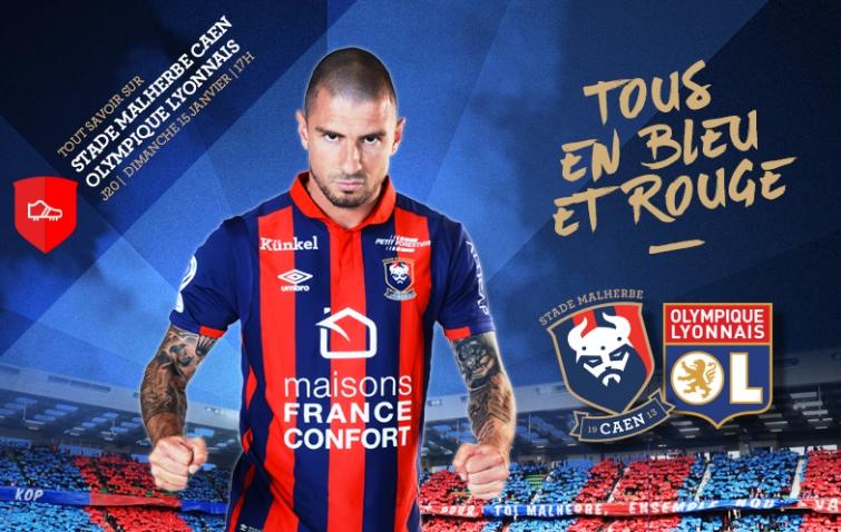 [20e journée de L1] SM Caen 3-2 O Lyon 20_smcol