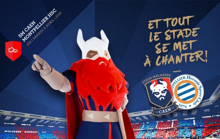 [32e journée de L1] SM Caen 0-2 Montpellier HSC 32_smcmhsc-1