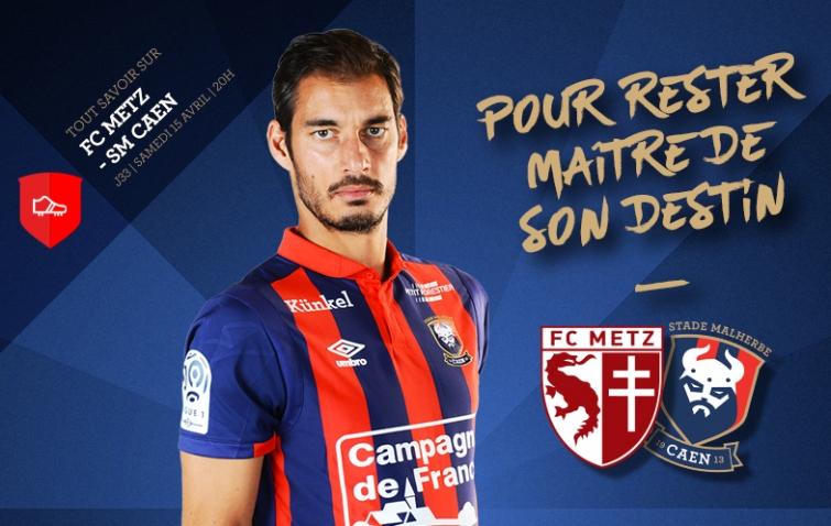 [33e journée de L1] FC Metz 2-2 SM Caen 33_fcmsmc