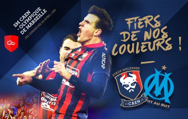[35e journée de L1] SM Caen 1-5 O Marseille 35_smcom