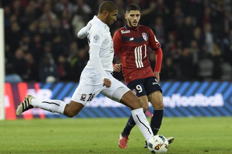 [26e journée de L1] SM Caen 0-1 Lille OSC Adeoti_benzia_2