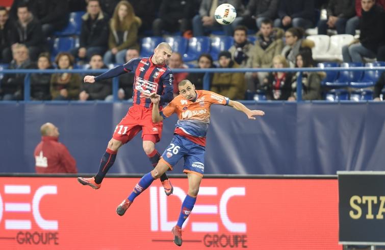 [25e journée de L1] Dijon FCO 2-0 SM Caen  Bessat_chafik