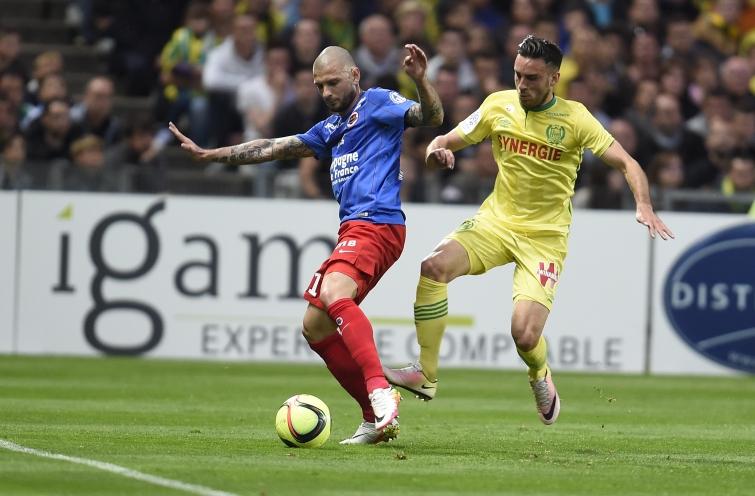 [17e journée de L1] FC Nantes 1-0 SM Caen  Bessat_thomasson